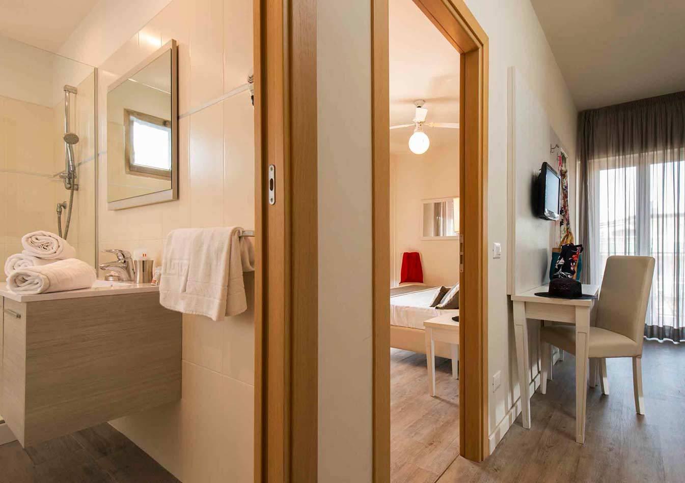 Hotel a Riccione con camere e suite   Hotel Atlas Riccione